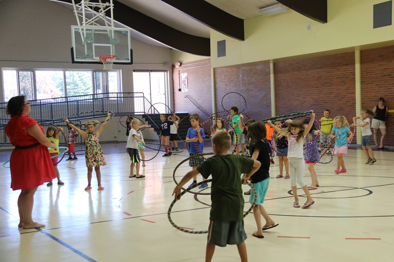hoop dance for kids