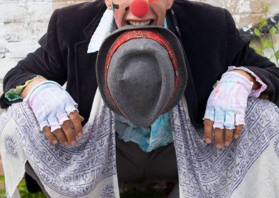 Seth Origitano Clown & Play